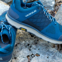 A hiker crossed with a trail runner; the Breeze LT Low is highly cushioned but still lightweight