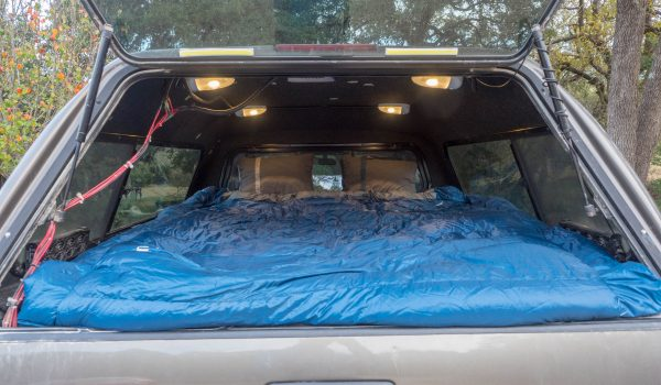 How to Set Up the Ultimate Truck Bed Sleeping Kit