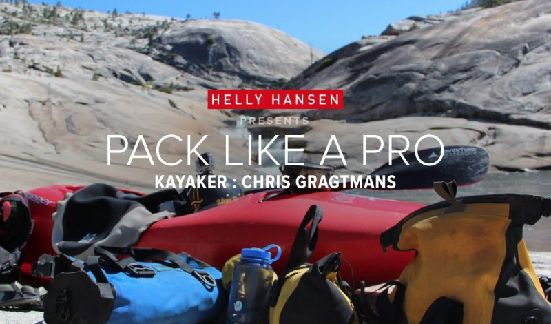 Pack Like a Pro: Kayaker Chris Gragtmans Shares His Tips