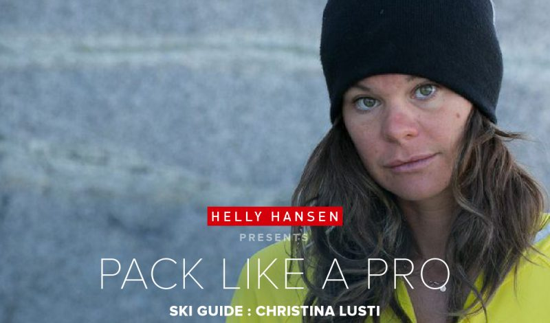 Pack Like a Pro: Hit the Mountains with Ski Guide Christina Lusti