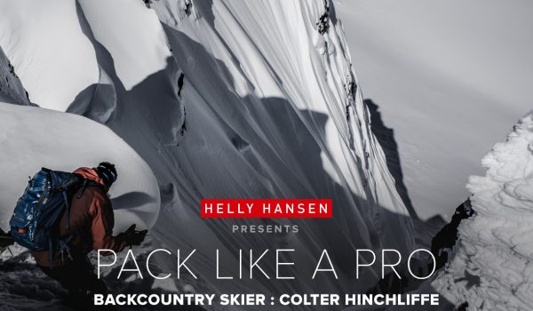 Pack Like a Pro: Hitting the huts with Colter Hinchliffe