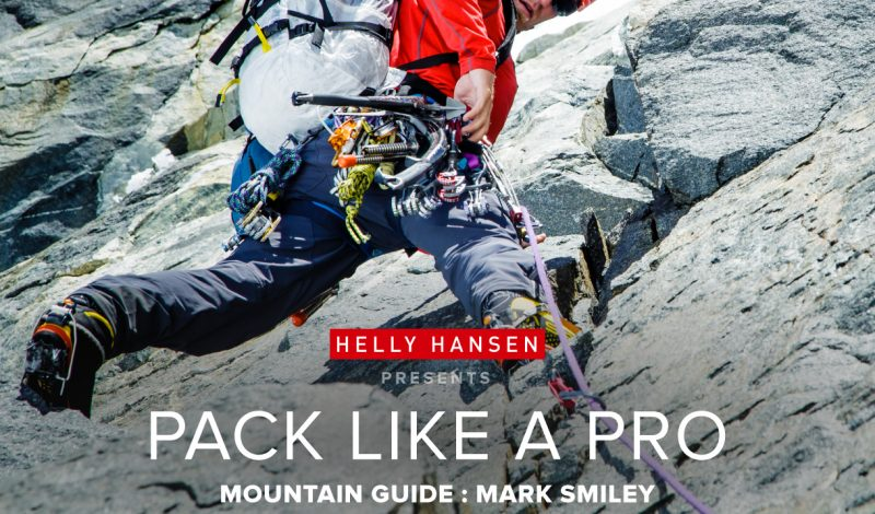Pack Like a Pro: Mark Smiley's modern take on classic climbs