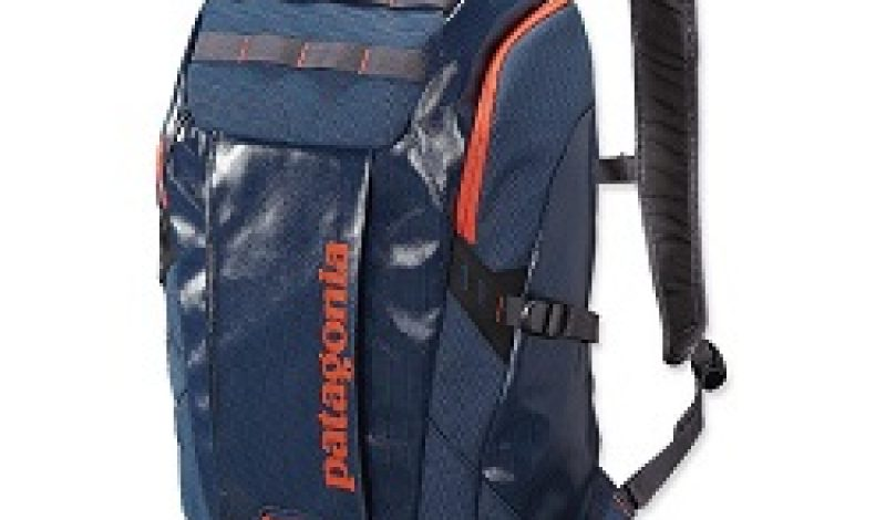 Patagonia's Bomber New Backpack for Townies
