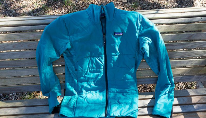 Patagonia Nano-Air Light Hybrid Jacket Review  f723c904993c