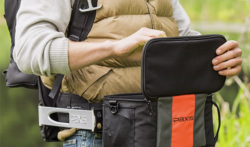 The Paxis Backpack Gives You Access To Your Gear Anytime, Anywhere