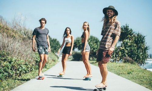 Penny Skateboards Make a Comeback with Outdoorists