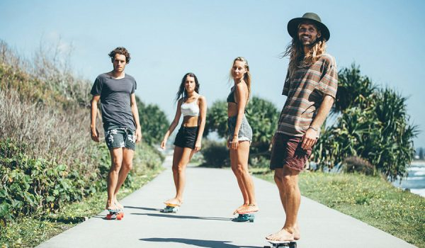 Penny Skateboards Make a Comeback with Outdoorists