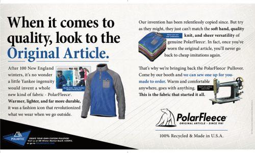 Polartec PolarFleece Is Making a Comeback