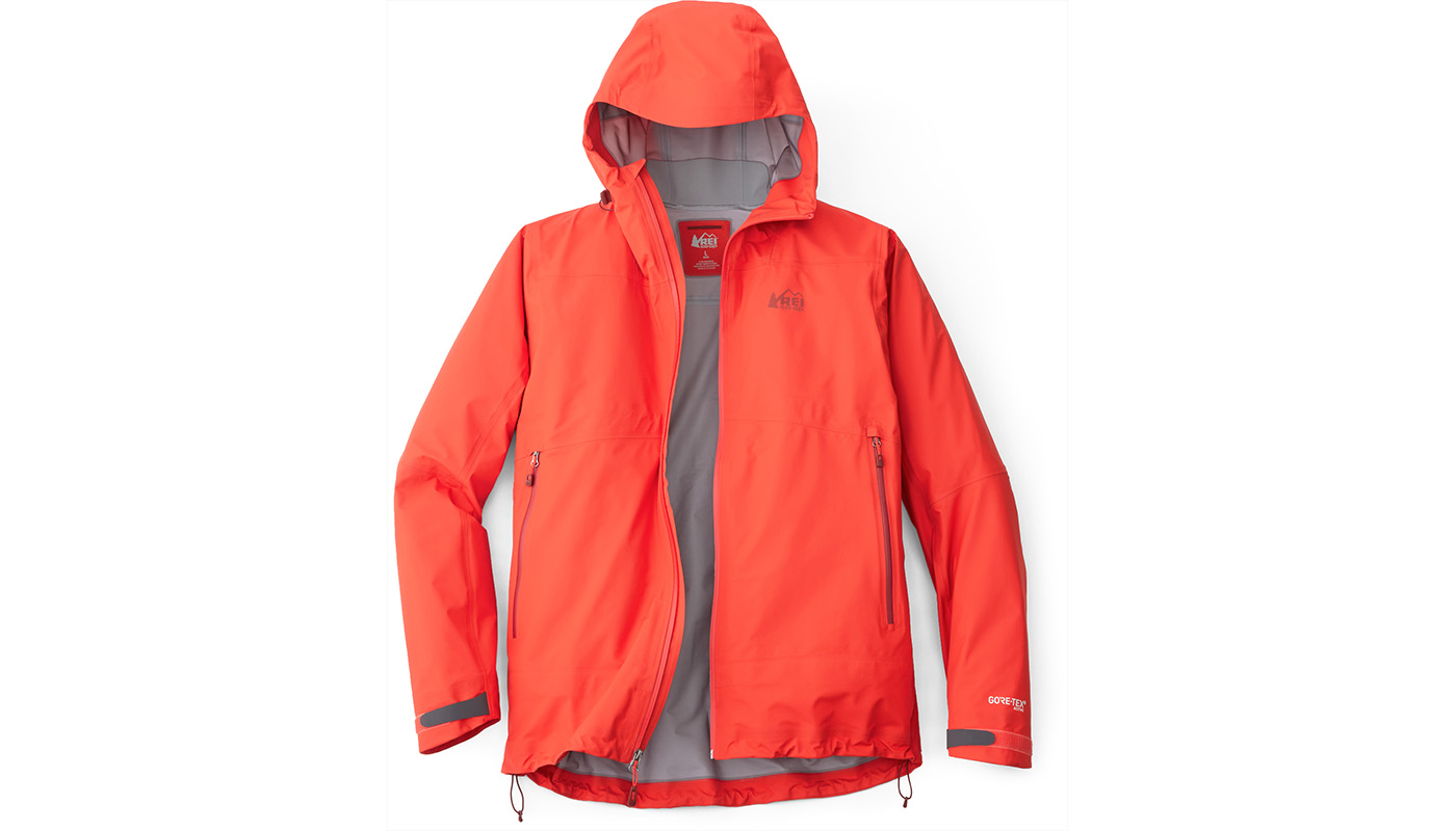 REI Co-op Drypoint GTX Jacket - Men's Review | Gear Institute