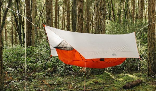 REI Bets Big with Quarter Dome Air Hammock