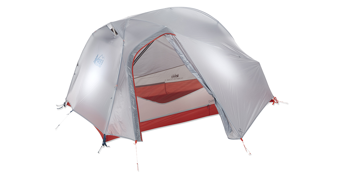 Rei co op quarter dome 2 tent review gear institute for Rei fishing gear