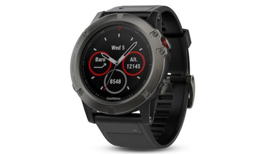 First Look: Garmin fēnix 5X Sapphire Multisport GPS Watch Review