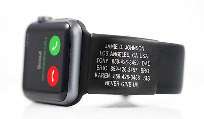 Road ID is Now Apple Watch Compatible