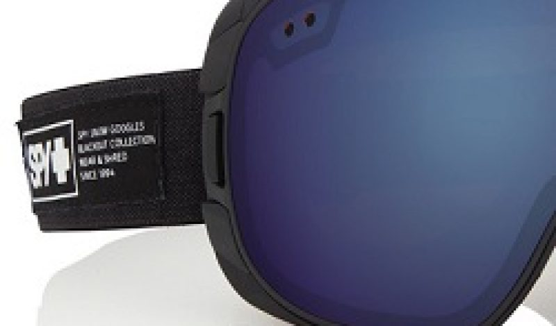 Ski Goggles Use Science to Make You Happy