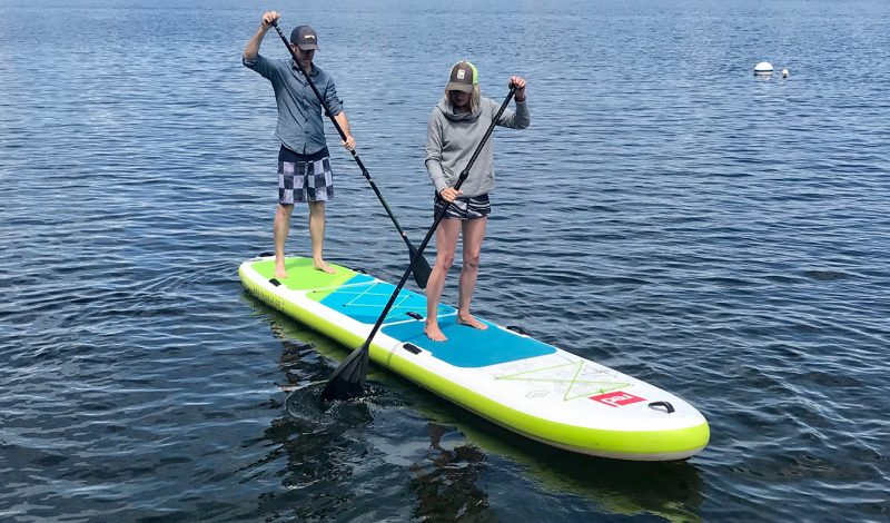 Are You Ready to Tandem SUP?