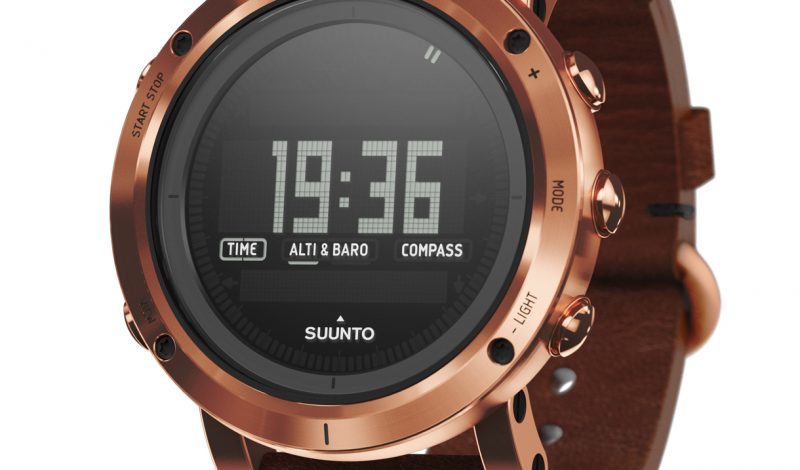 Suunto Essential: A watch for work and play