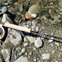 Sage Casts Powerful Lures at Trout Anglers