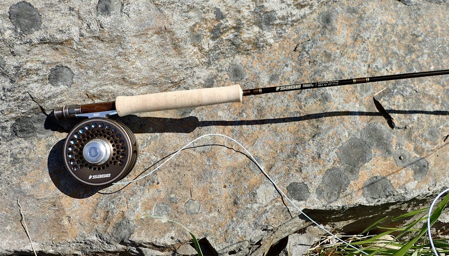 Sage Casts Powerful Lures at Trout Anglers | Gear Institute
