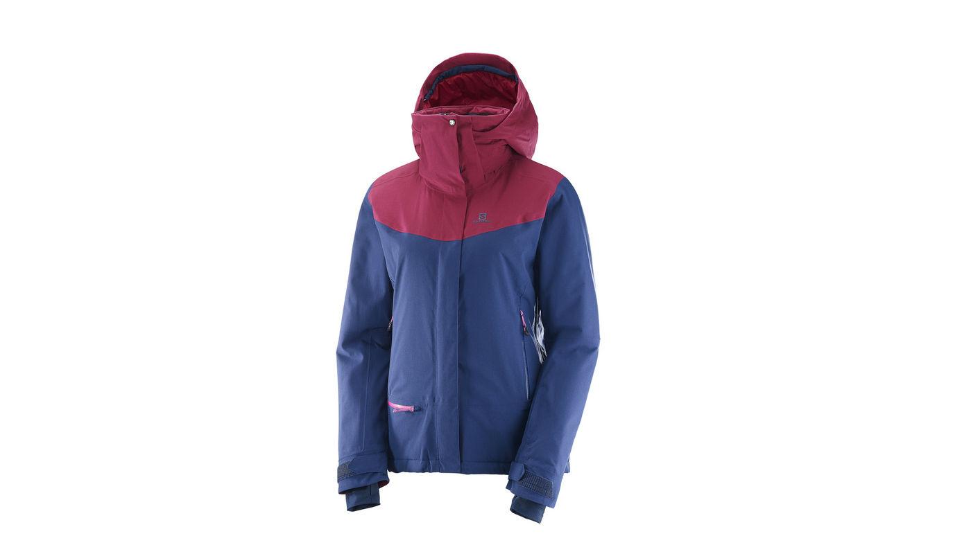 c3a19d1b9a9 Salomon QST Snow Jacket Review | Gear Institute