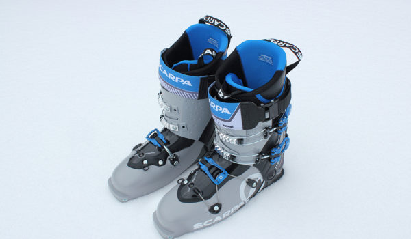 Scarpa Maestrale XT targets big backcountry lines