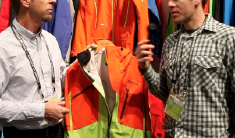 Video: Marmot's new wicking shell