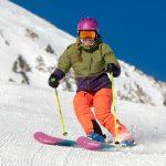 Women's All Mountain Skis