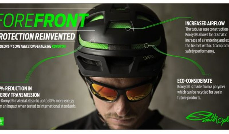 Smith Announces Plans to Enter Bike Helmet Biz
