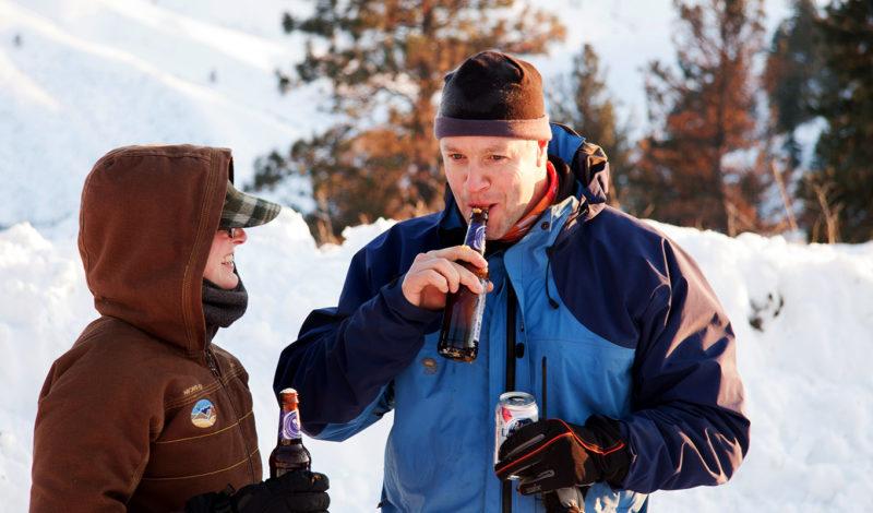 Outdoor adventures inspire brewers, vintners, and distillers
