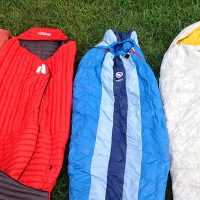 Summer Sleeping Bags (30°F+) – 2018-2019