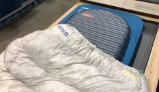 Pack light and fast with ThermaRest's new Uberlite Sleep System