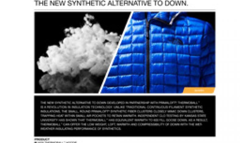 Video: The North Face Thermoball Synthetic Insulation