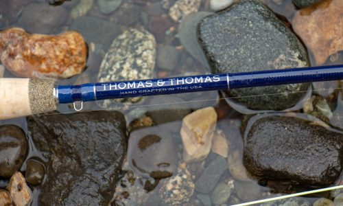 Rod maker is in the Zone: Field testing the new rod series from Thomas & Thomas