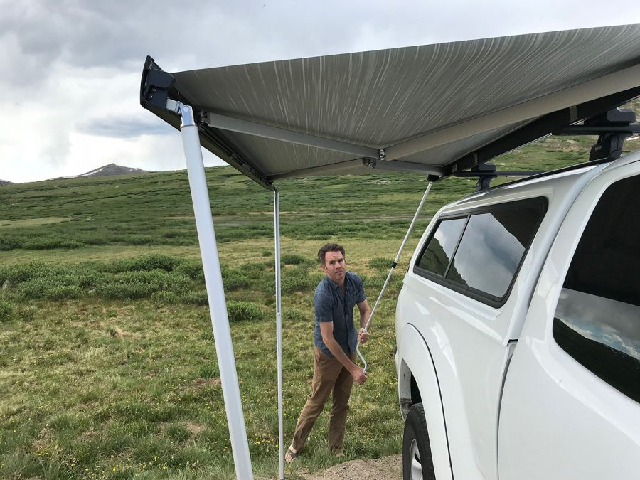 Why I Fell In Love With Thule S New Vehicle Awning Gear