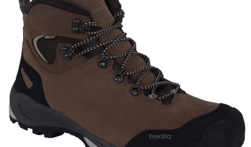 Walk on Ice: Treksta's Alta GTX Uses Glass Shards for Traction