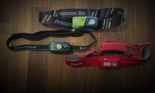 Three New Ultralight Headlamps