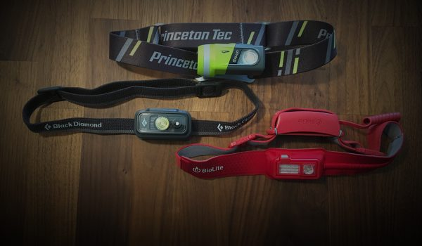 Three New Ultralight Headlamps