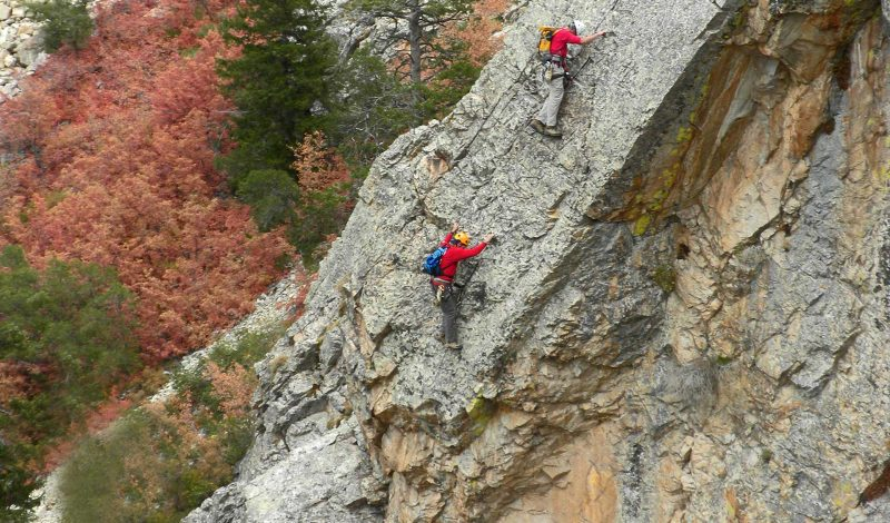 The Ogden Experience: Salewa Unveils Latest in Utah's mountains