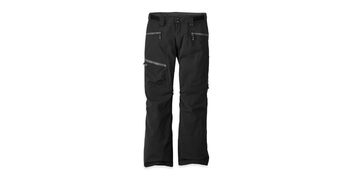 Outdoor Research White Room Pants Review