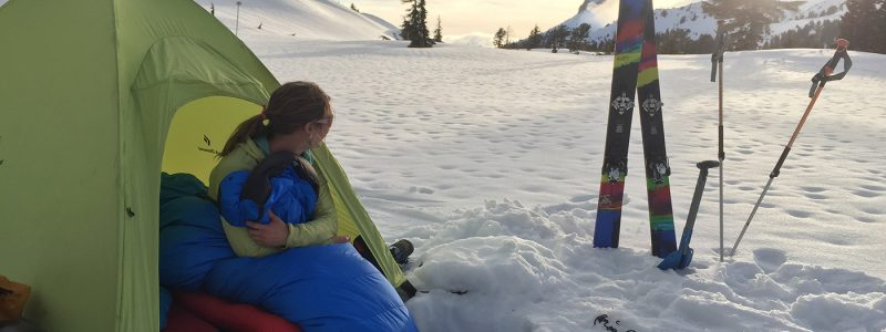 For this test we defined winter sleeping bags as those with a temperature range of 0ºF to 14ºF. These are best used for overnight ski tours, backcountry mountaineering trips, and car camping in the months of November through February.