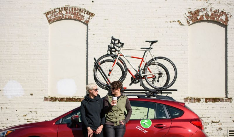 Yakima Outfitted Zipcars Aim to Get More Urbanites Outdoors