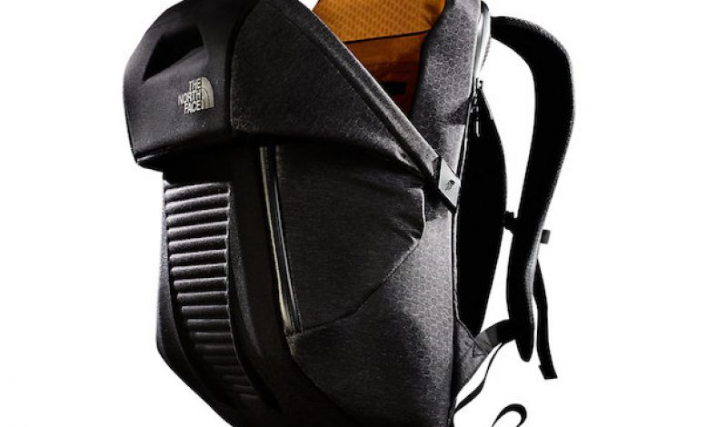 The North Face Access Pack is a Commuter Bag with a Twist