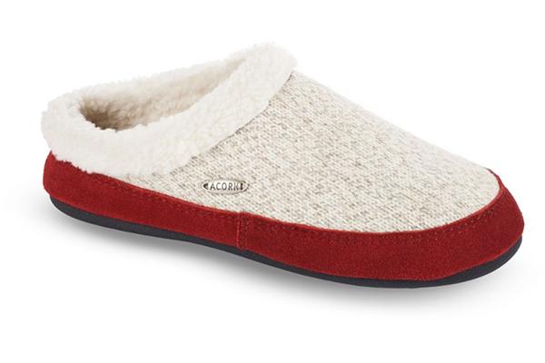 Acorn Mule Ragg Slippers