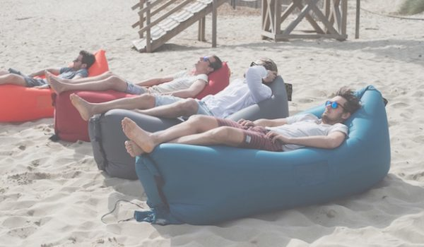 This Just Might Be The Ultimate Inflatable Air Lounge