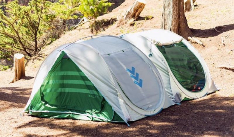 Video: Introducing Alite's Fun New Pop-Up Tent – the Sierra Shack