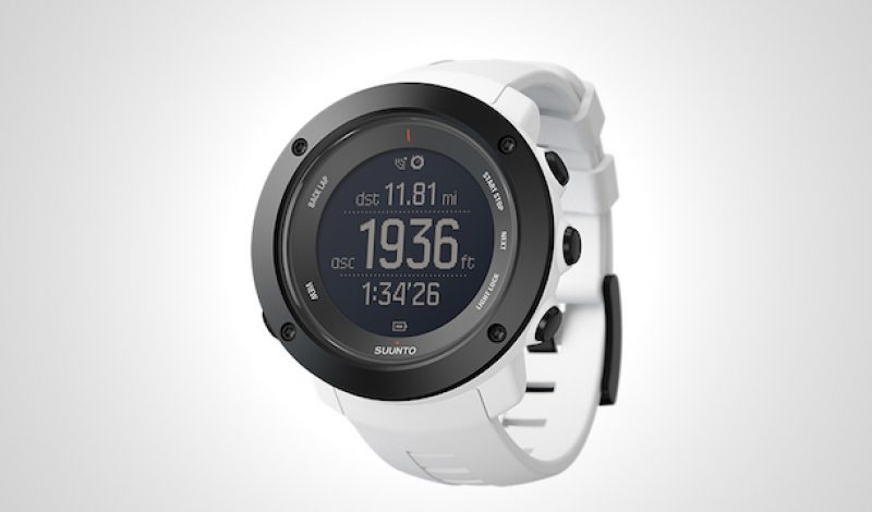 The Suunto Ambit3 Vertical is a Fitness Watch Made for Altitude Junkies
