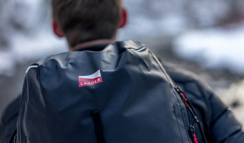 The Timp Pack from Lander is Built for Urban Adventure