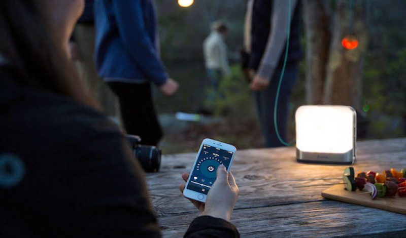 BioLite Kickstarts Its Newest Project – A Smart Light for the Campgrounds