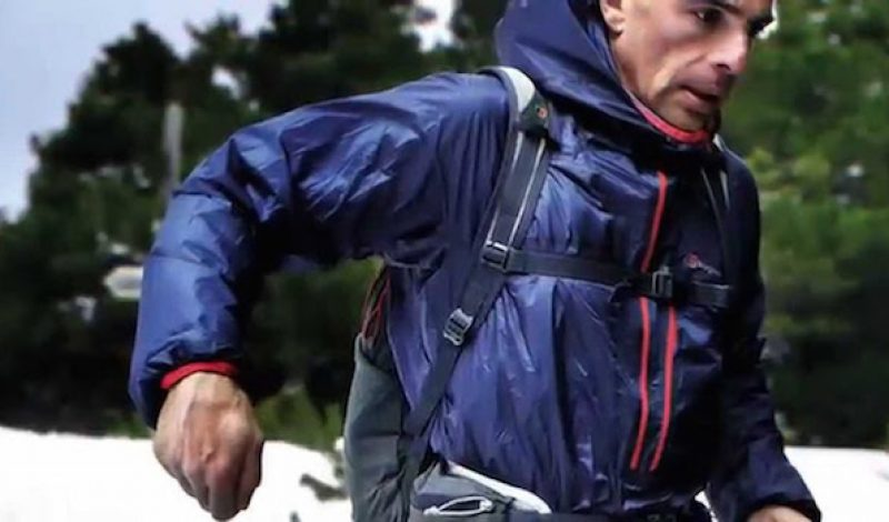 Introducing the Lightest Waterproof Jacket Ever