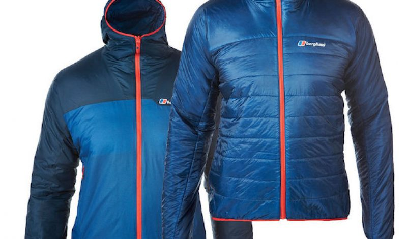 The VaporLight Hydroloft Reversible Hoody From Berghaus is Two Jackets in One