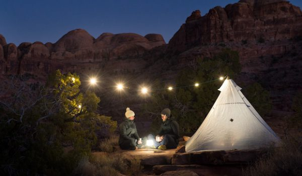 BioLite's New Lantern is a Smart Hub for its Camp Light System